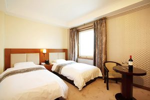 hotel two bed