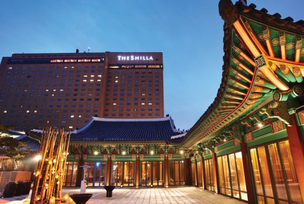 the shilla hotel